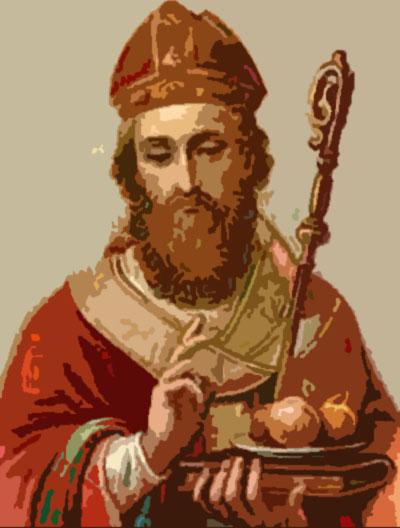 The Case for Santa Claus: Saint Nicholas and Advanced Quantum