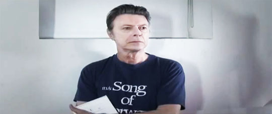 David Bowie Where are we now