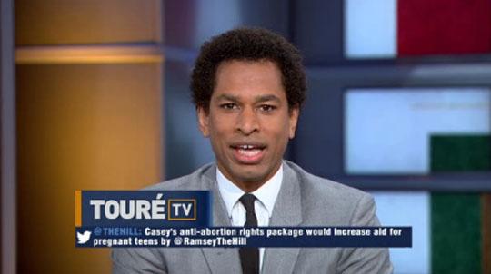 Toure MSNBC
