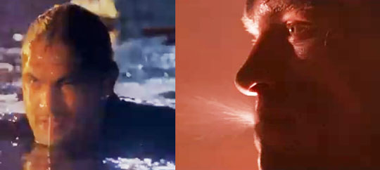 """Keegen"" vs. ""Night Slasher"" is no contest. Stallone's 'Cobra' wins by a landslide."