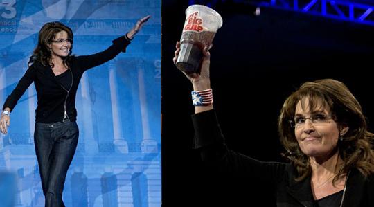 Palin Big Gulp CPAC