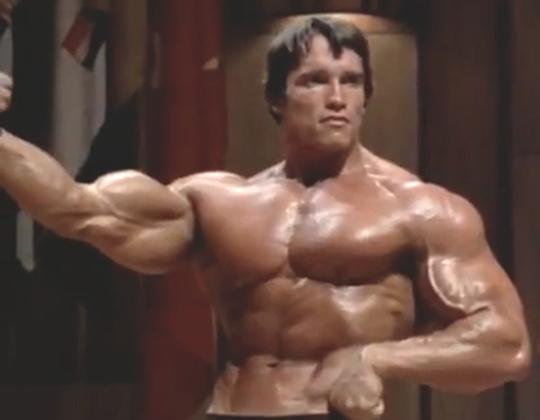 Pumping Iron Arnold Schwarzenegger