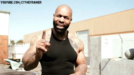 CT Fletcher Trainer