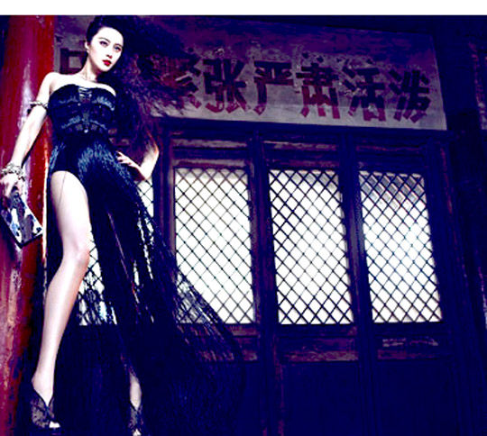 How big of a role will Fan Bingbing play in 'Iron Man 3'? Good question. I plan on finding out.