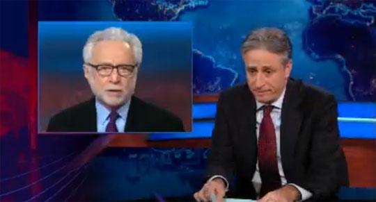Jon Stewart AP scandal