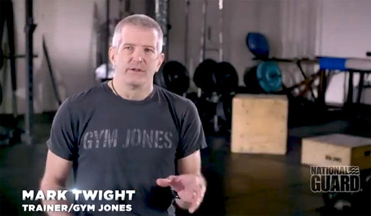 Mark Twight Gym Jones