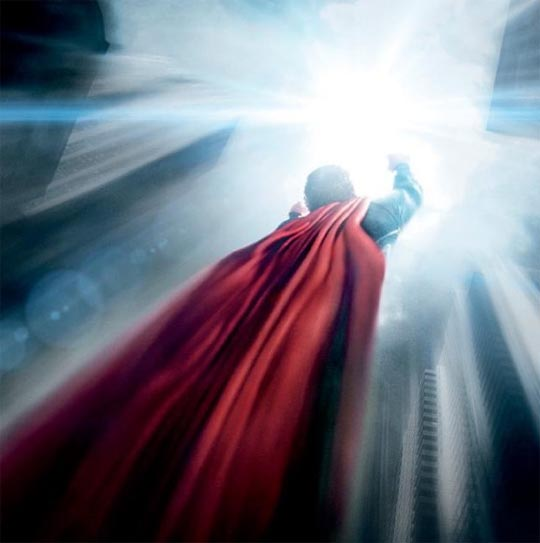 Man of Steel Zack Snyder