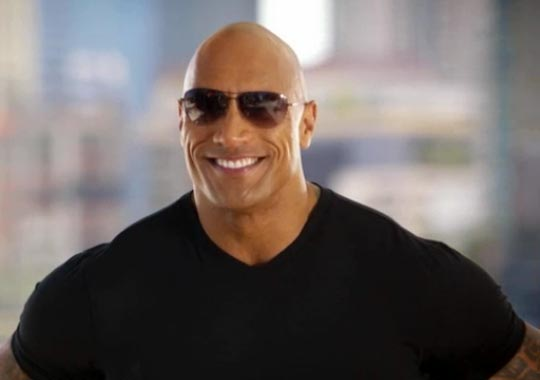 The Rock The Hero TNT