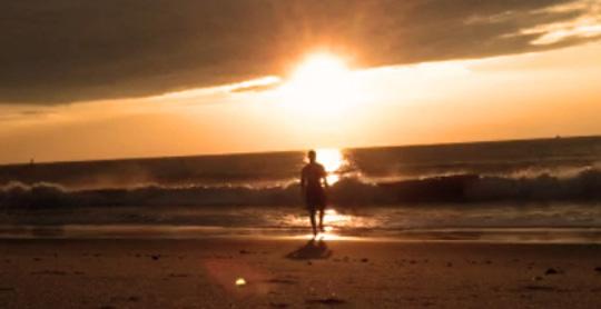 Douglas Ernst Sun walk