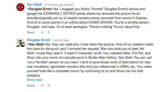 Dan Slott YouTube