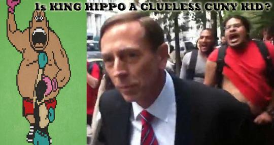 King Hippo Petraeus