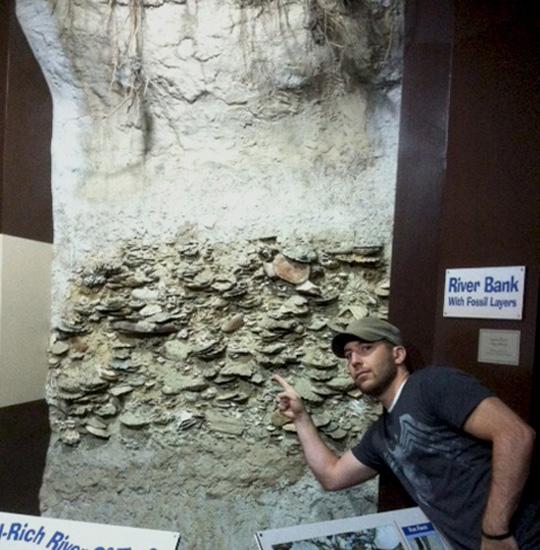 Douglas Ernst geology