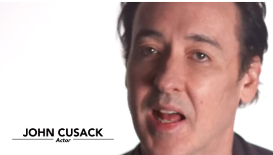 John Cusack Stop Watching Us