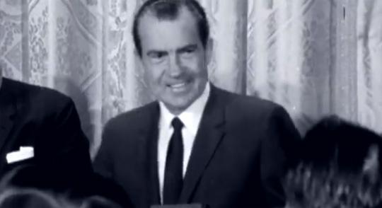 Nixon Stop Watching Us