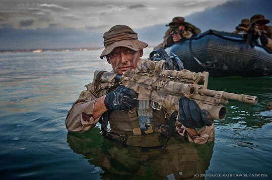 US Navy SEALs, SEAL Team One