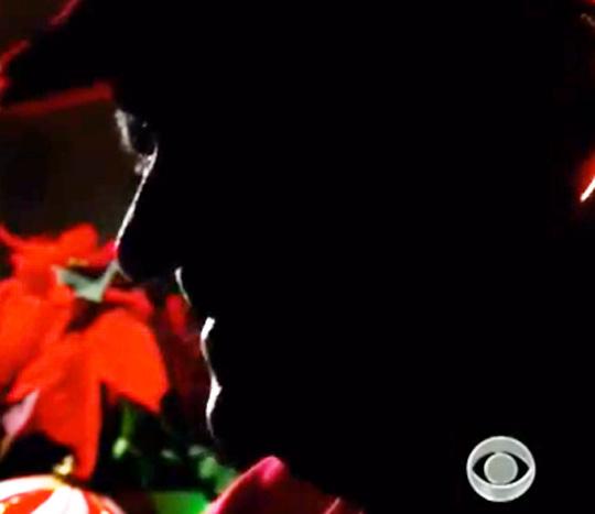 Secret Santa Steve Hartman CBS