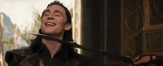 Tom HIddleson Loki