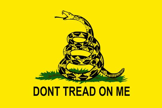 Gadsen Flag