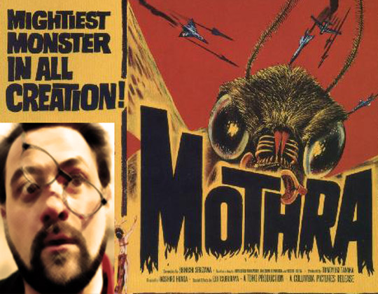 Kevin Smith Mothra