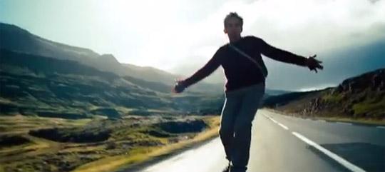 Ben Stiller Walter Mitty skate