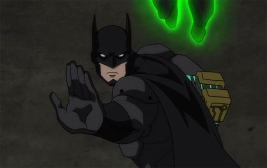 Batman Justice League War