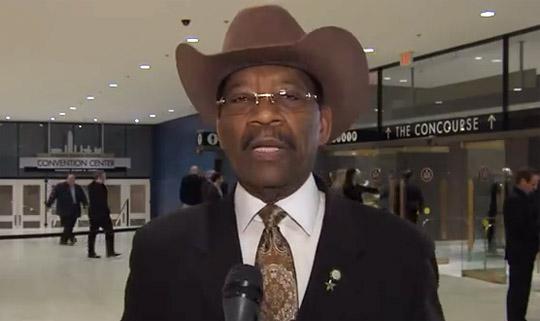 Senator Ruben Diaz