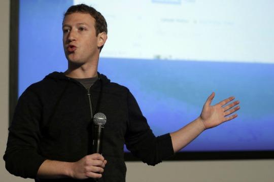 Zuckerberg AP