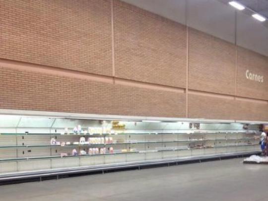 Venezuela Food Shortage