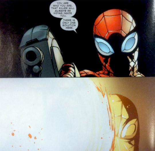 Superior Spider Man Gun