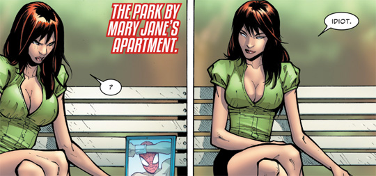 Mary Jane ASM1
