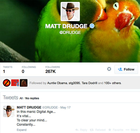 Matt Drudge
