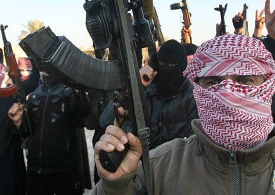 Al Qaeda AP