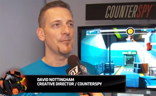 Counter Spy David Nottingham