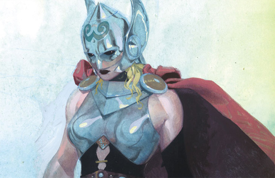 Thor Marvel She-Thor