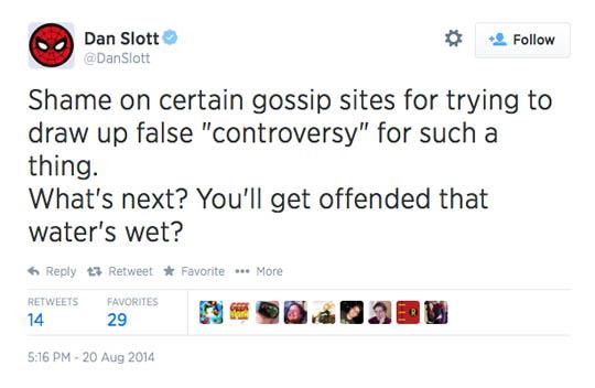 Dan Slott shame