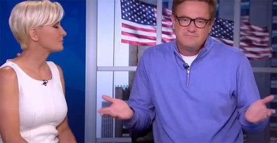 Joe Scarborough MSNBC