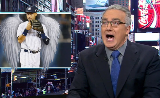 Keith Olbermann Jeter