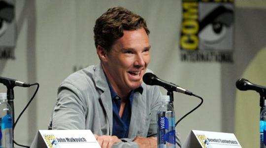 Benedict Cumberbatch AP