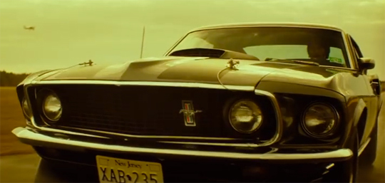 John Wick Mustang