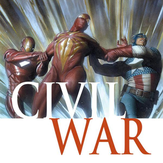 Marvel Civil War 2015