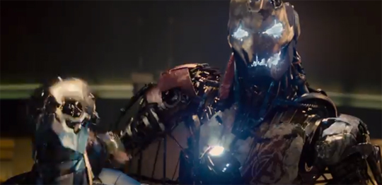 Ultron no strings on me