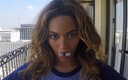Beyonce 711