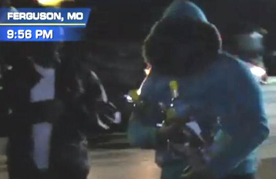 Liquor Looter Ferguson