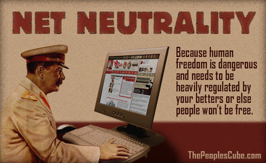 Net Neutrality Peoples Cube