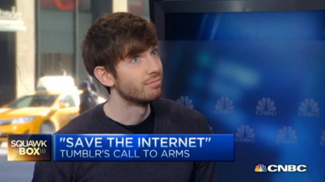 David Krap clueless net neutrality