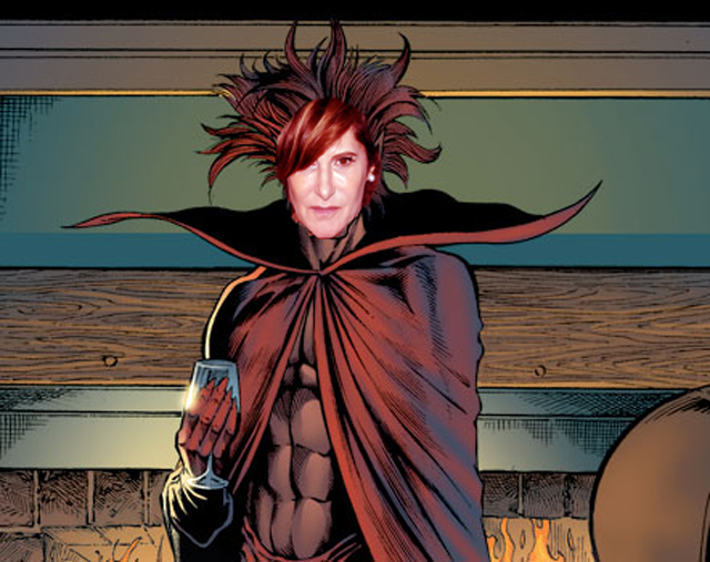 Mephisto Amy Pascal