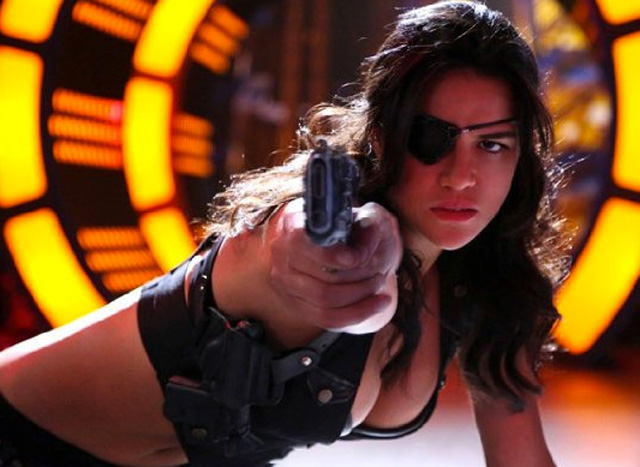 Michelle Rodriguez Machete Kills