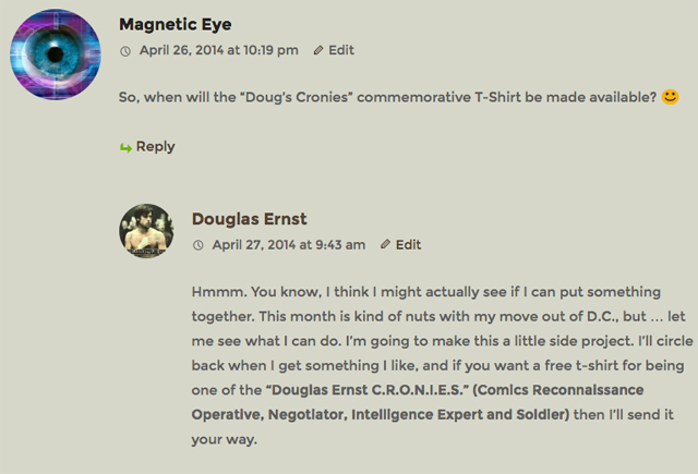 Douglas Ernst Magnetic Eye