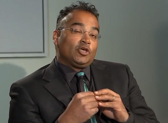 Krishnan Guru-Murthy RDJ interview