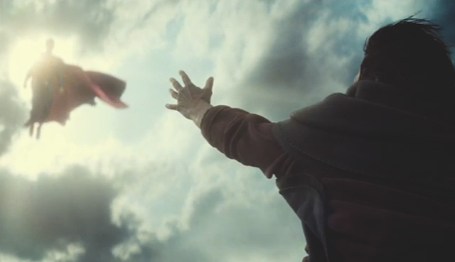 Superman v Batman angel